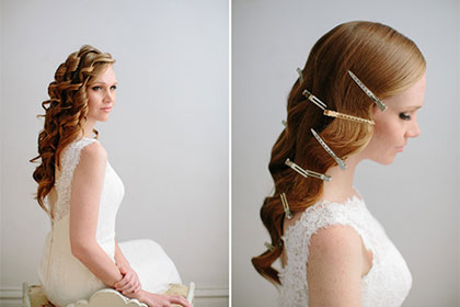 8 DIY Hairstyle Tutorials for Your Pre-Wedding Photoshoot - Blog ...