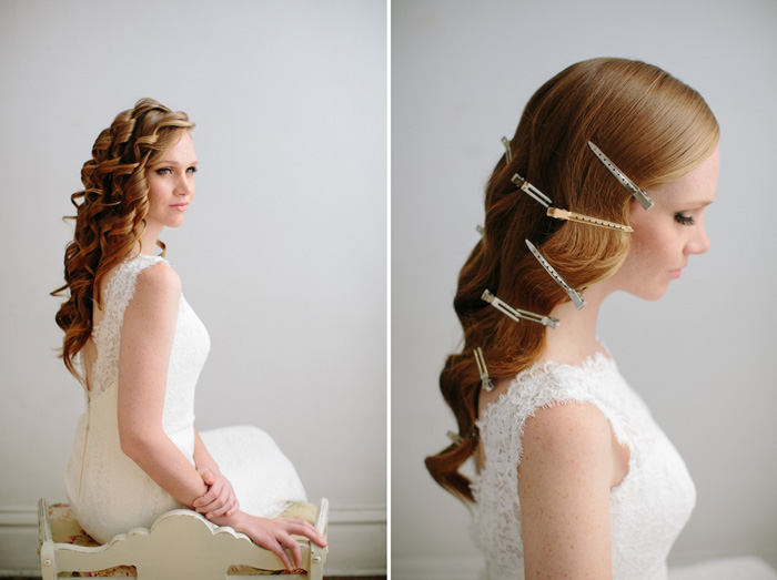 8 diy hairstyle tutorials for your pre wedding photoshoot blog diy bride hairstyles for pre wedding photography hollywood waves solutioingenieria Gallery