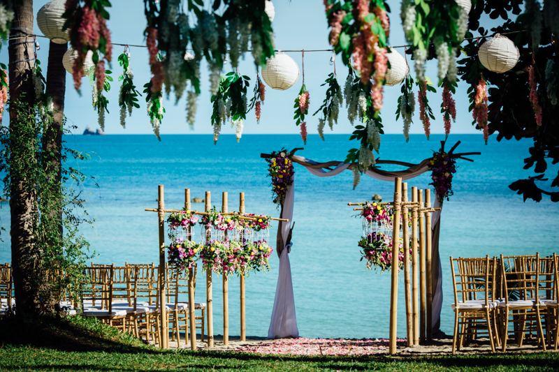 Top Beach Wedding Destinations Southeast Asia