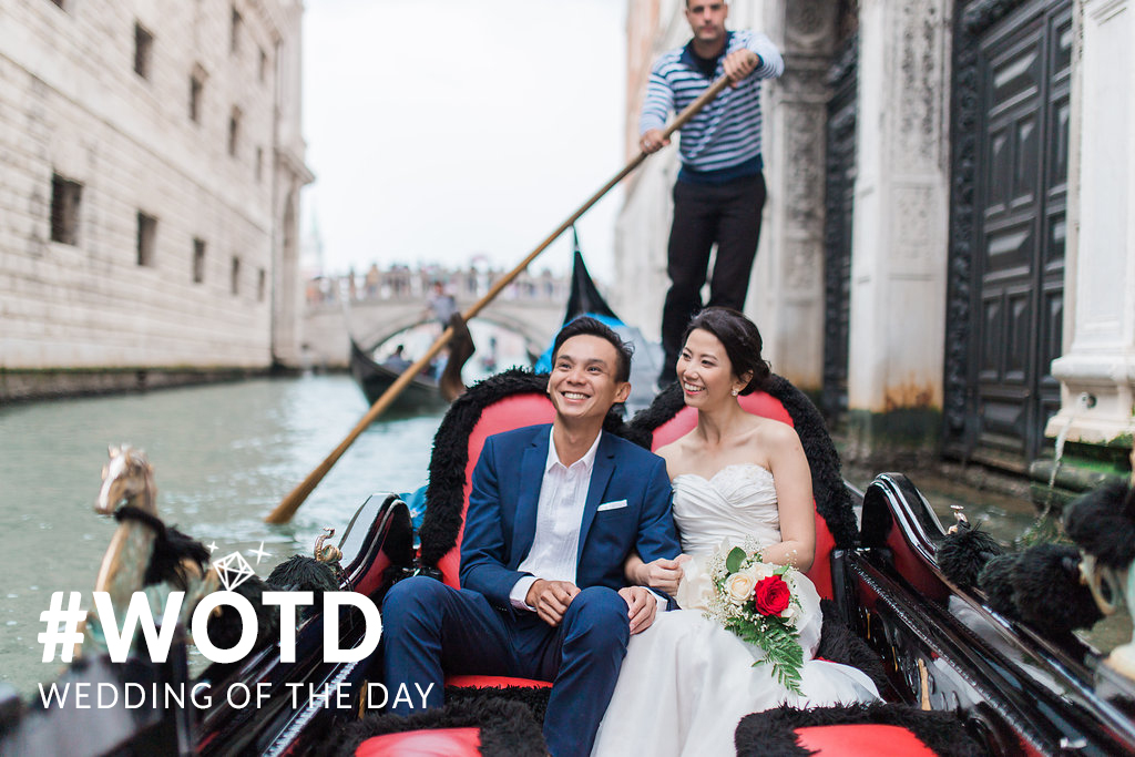 prewedding venice italy by valerio di domenica