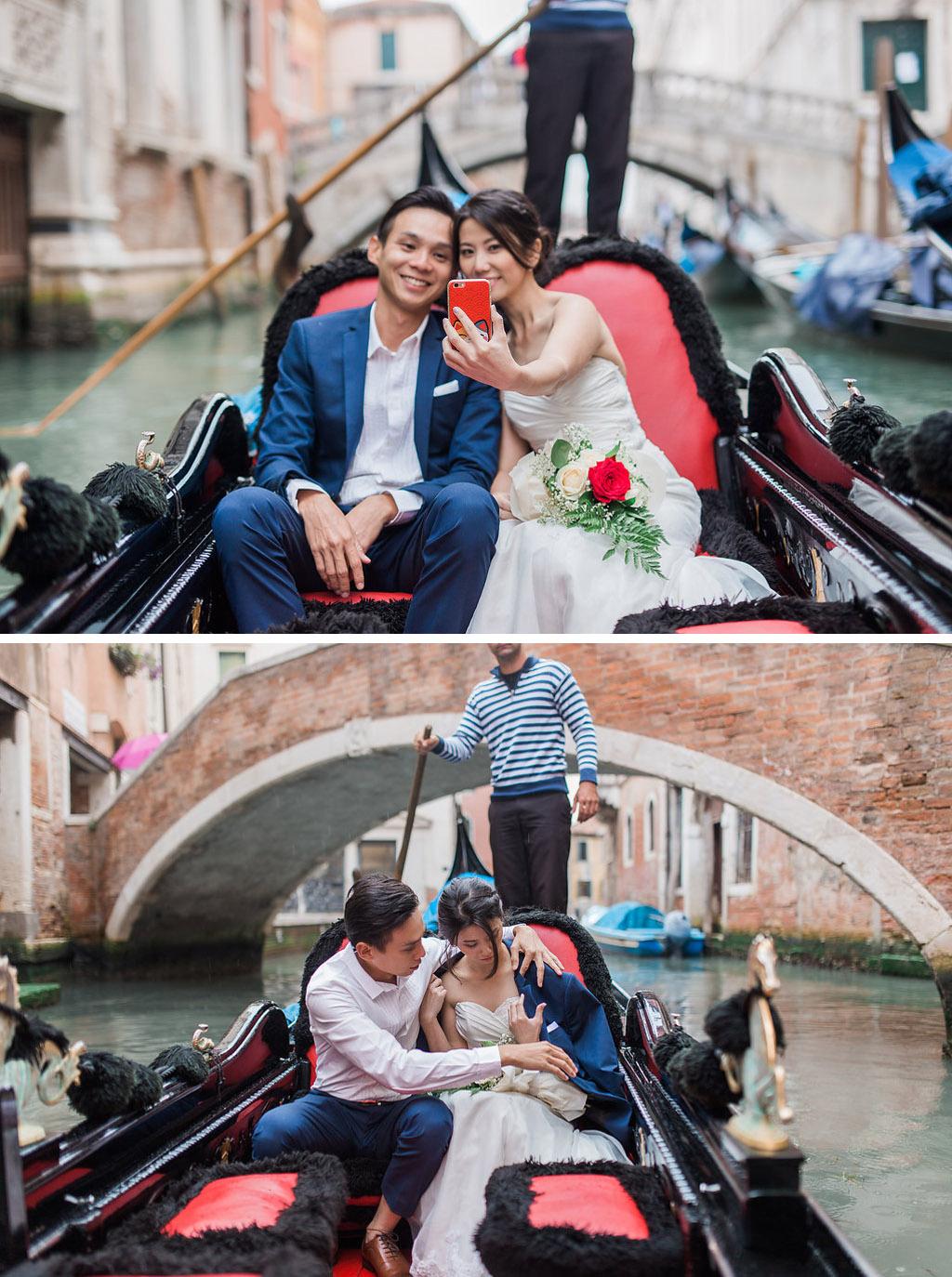 pre-wedding photoshoot in venice italy by valerio di domenica