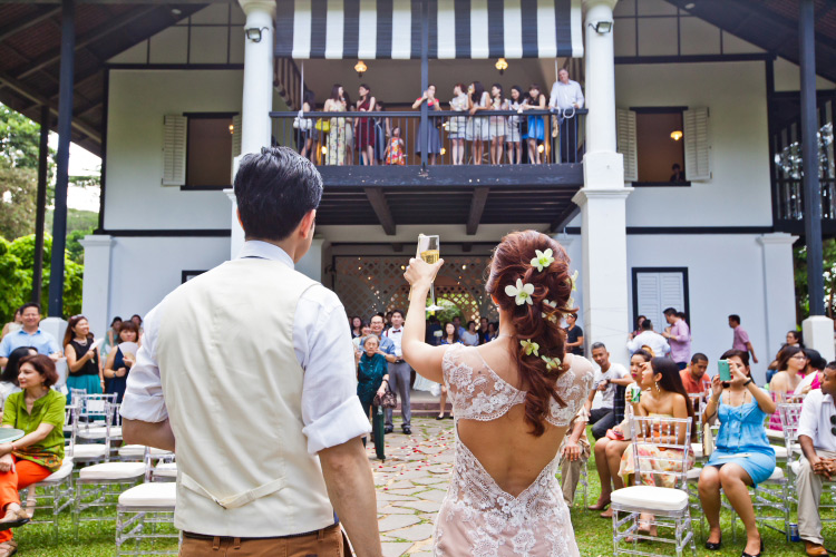 Burkill Hall Wedding Venues Singapore