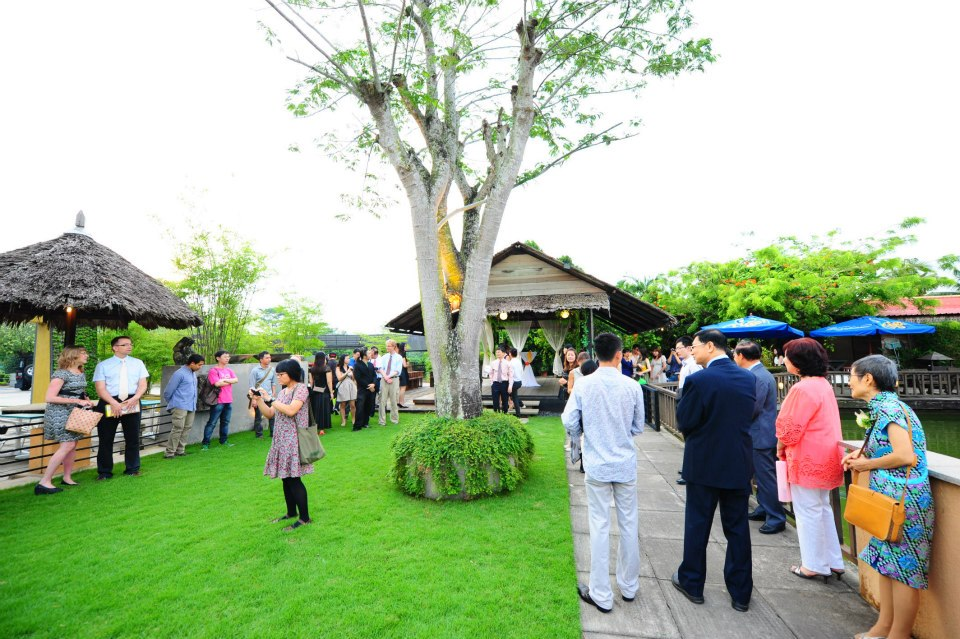 Gardenasia Garden Wedding Venues Singapore