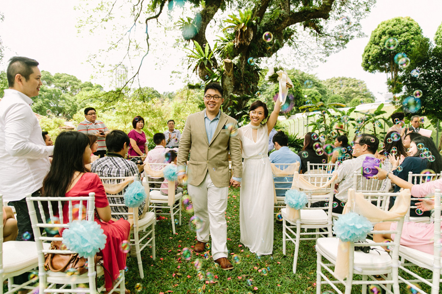 Old Married Soldiers Quarters Garden Wedding Venues singapore