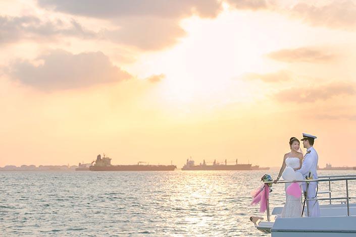 One Degree 15 Marina Club Wedding Venues Singapore