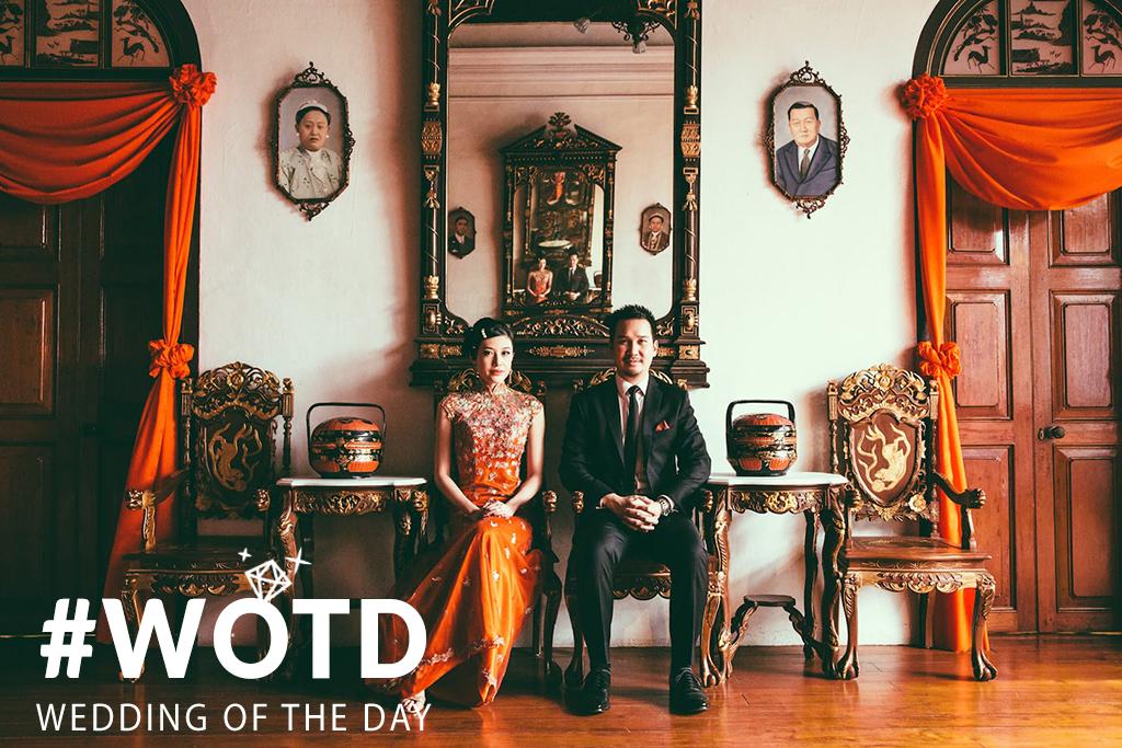 Wotd Oriental Elegant Pre Wedding Photoshoot In Penang