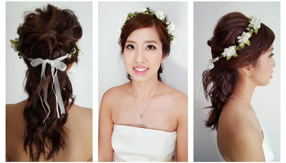 Natural Bridal Makeup Charges : 16 Top Wedding Makeup Artists in Singapore For Every ...