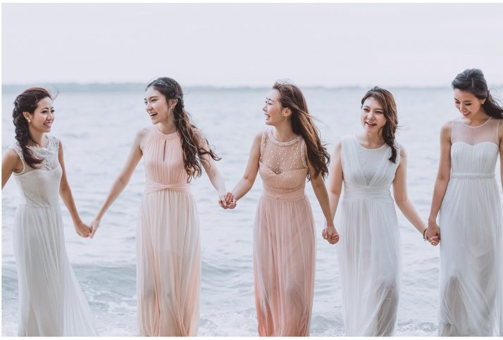 12 Affordable Bridesmaid Dresses in Singapore That Your Girls Will ...