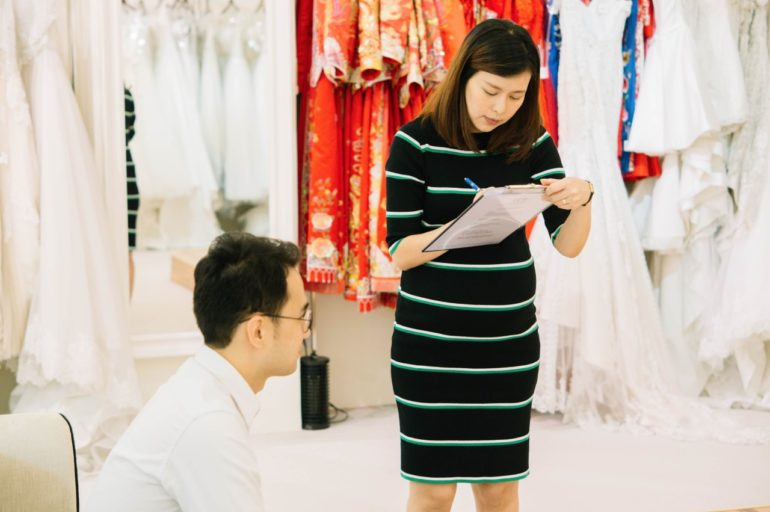Review: The Gown Warehouse - What Goes On Inside A Gown Boutique