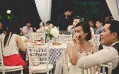 How To Write A Good Speech - Bitesize Visuals - Home Garden Wedding 2