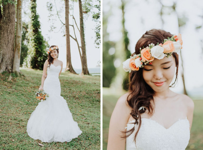 This Singapore Wedding Is Filled With Pinterest-worthy