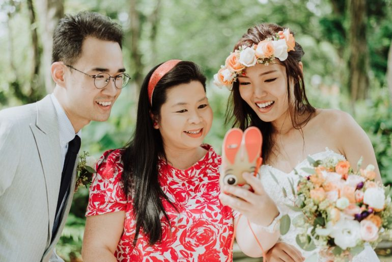 singapore garden wedding macritchie reservoir onethreeonefour 125