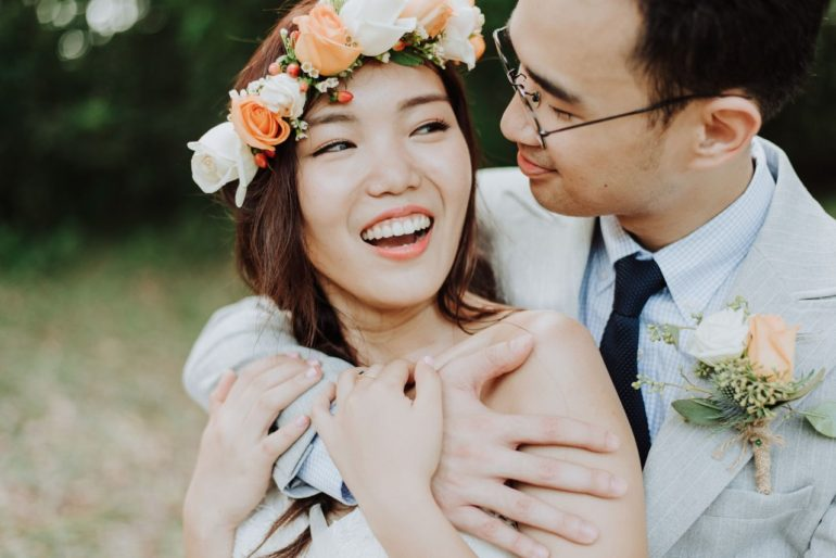 singapore wedding forest macritchie reservoir andri tei photography