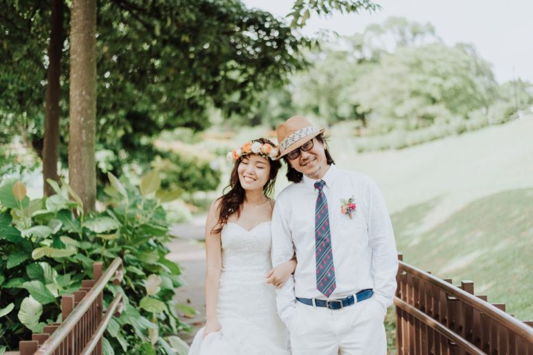 singapore garden wedding macritchie reservoir onethreeonefour 56
