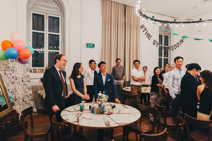 8 Games To Play At Your Wedding Banquet - Synchronal Photography 6