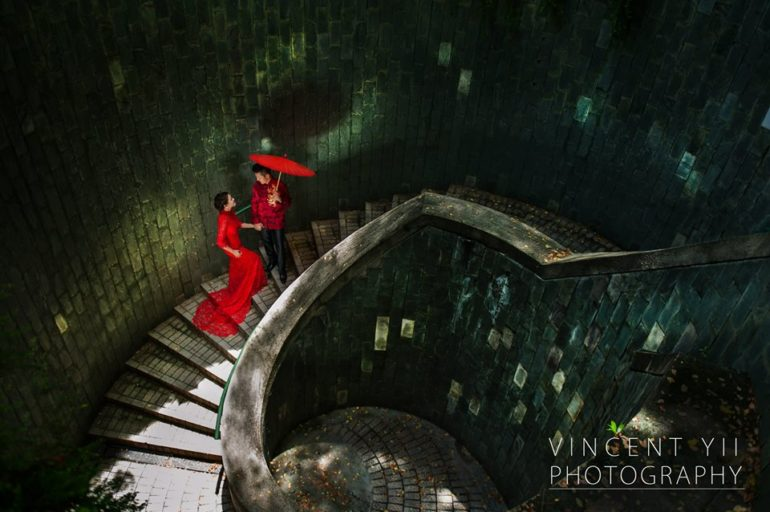 Historial Venues For Pre-wedding - Vincent Yii Photography 1