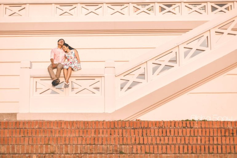 Historical Venues For Pre-Wedding - AlphaSnow Photography 2