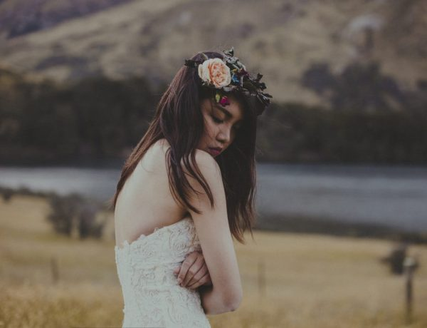 boho wedding queenstown new zealand