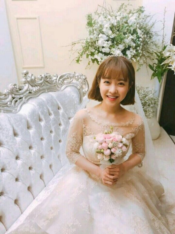 do bong soon wedding park bo young