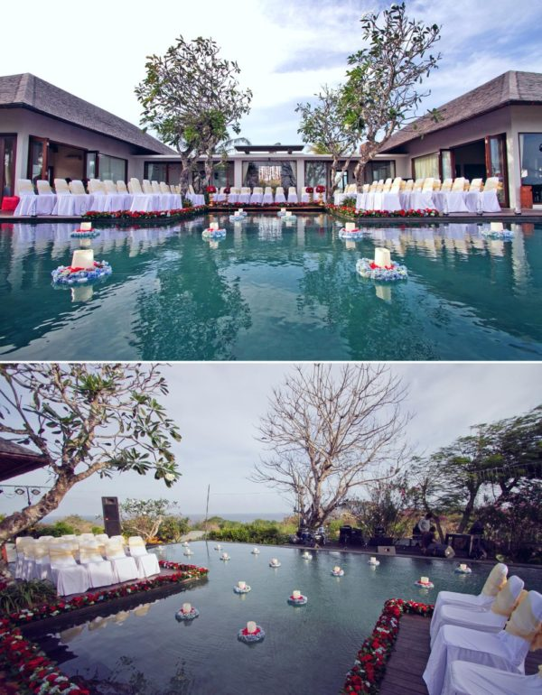Wedding decoration ideas - My Bali Photography Mood lighting