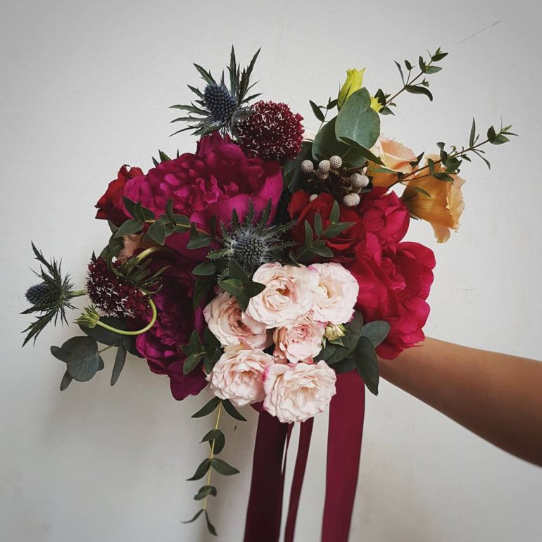 Flower bouquets - Bloomen edgy