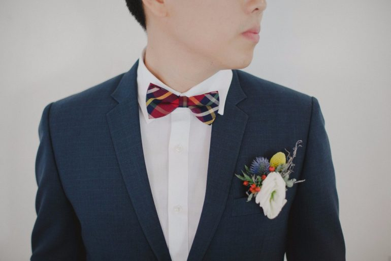 Groom accessories - Boutonniere