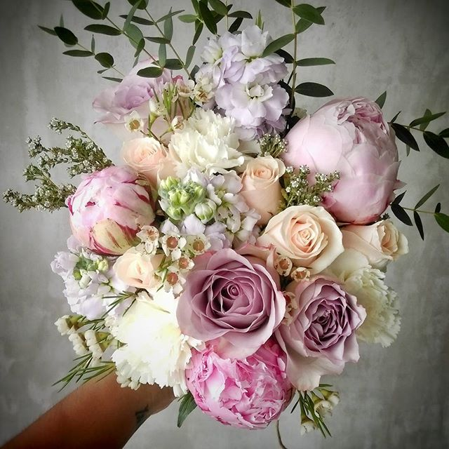 Flower bouquets - Bloomen romantic