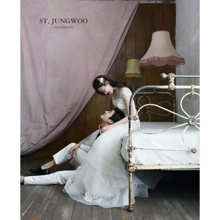 Pre-wedding Photoshoot Poses Ideas - ST Jungwoo