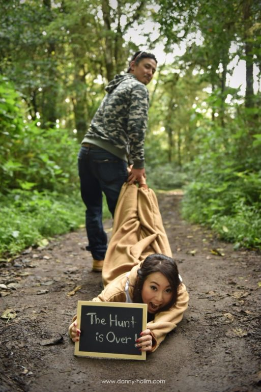 Pre-wedding Photoshoot Poses Ideas - Danny Halim Productions