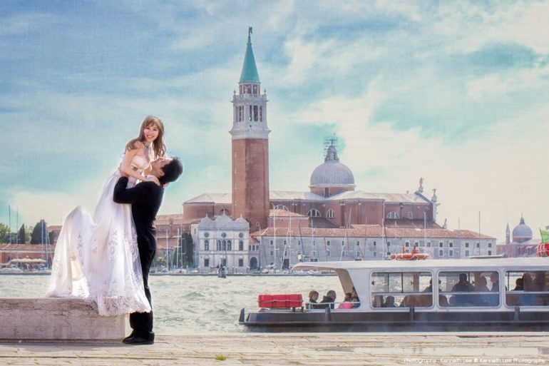 Best Proposal Locations Venice - Kenneth Lee Photography