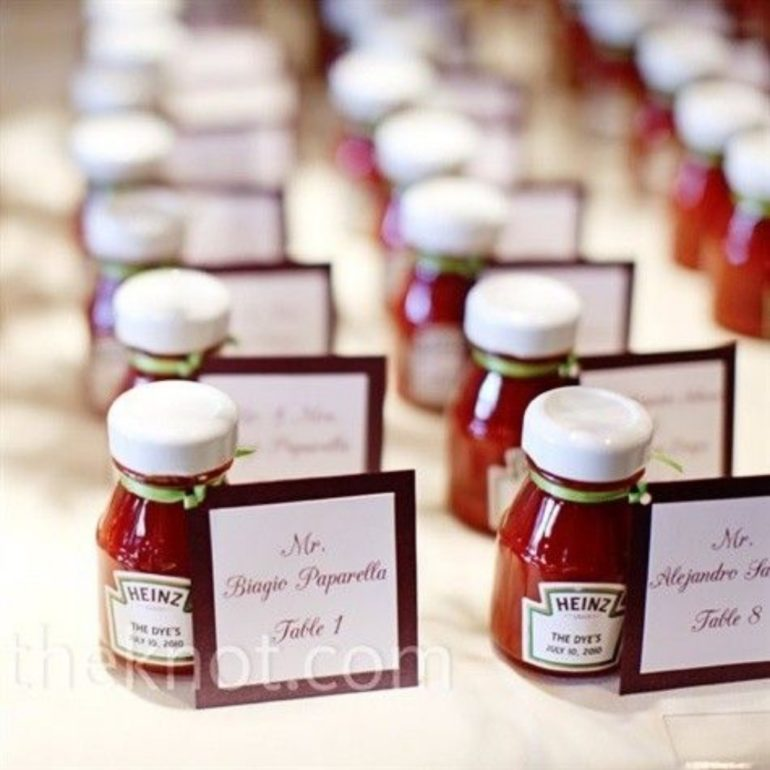 10 Practical Wedding Favours That Your Guests Will Thank You For