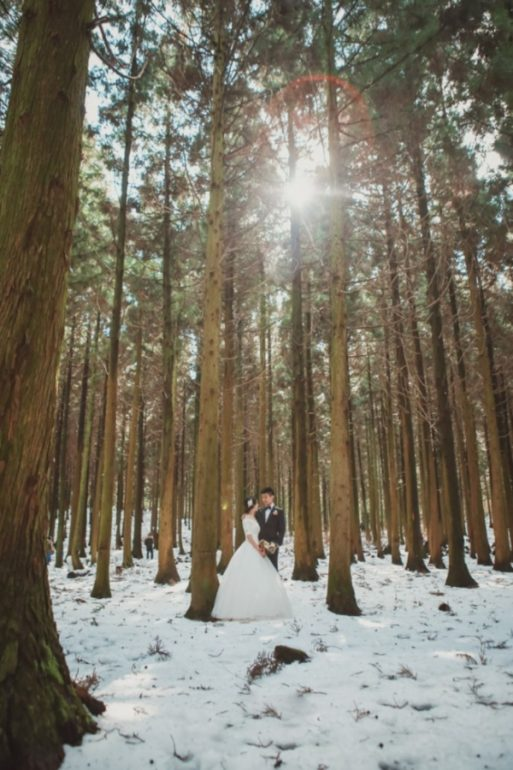 8 Wild Wedding Photoshoot Locations Around The World That